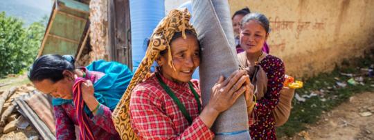 Nepal Earthquake Humanitarian Response Fund