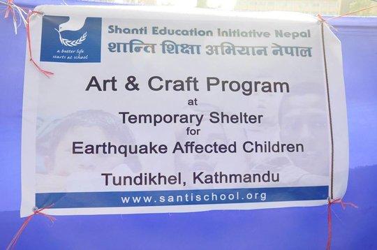 Help us rebuild schools in Nepal