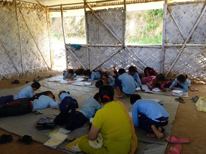 We realised that classrooms alone weren