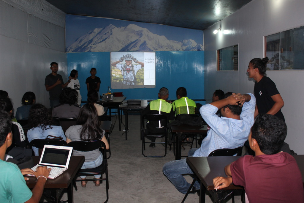 The recent event at our Resource Centre