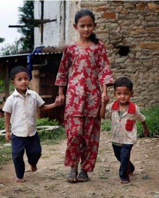 Nepal, May 2015  UNICEF/NYHQ2015-1342/Panday