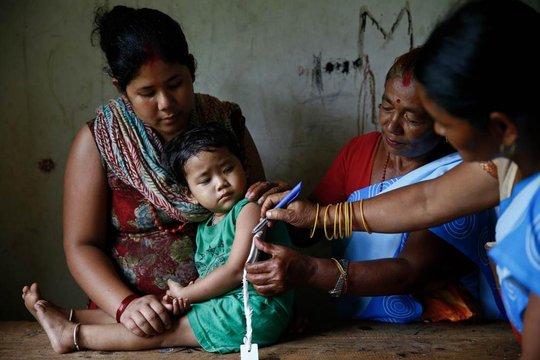 Child Friendly Space, Nepal UNICEF Nepal/Kpage