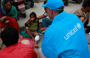 Nepal Earthquake: UNICEF Responds for Children