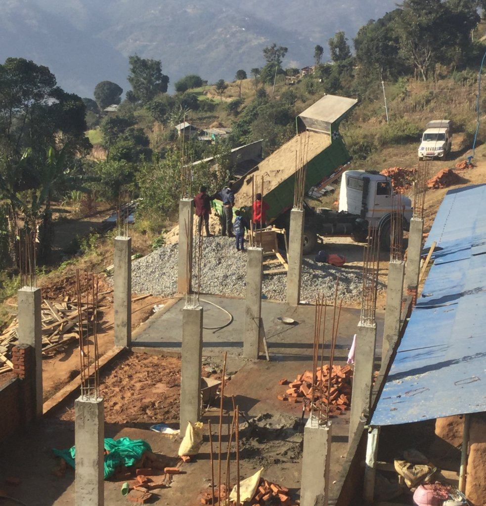 Relief and Rebuilding from Nepal Earthquake