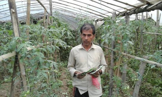 Farmer support