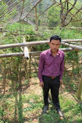 A local farmer.