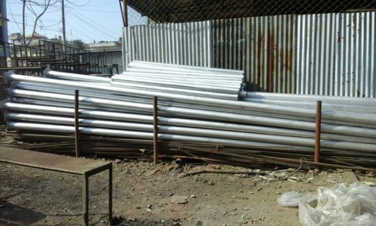 Metal Electricity Poles