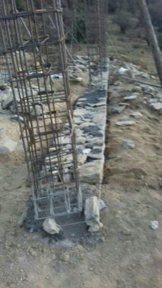 Goraknath School under construction