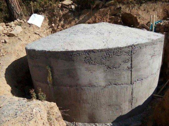 Kiul Irrigation Tank ready
