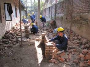 Stonemason training