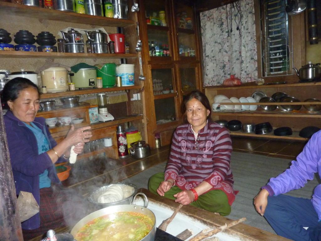 Tarkegjang hospitality - Thukpa.