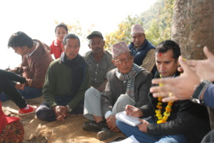 Jeevan and the village council