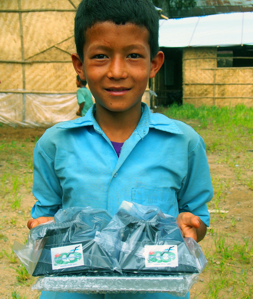 Support Nepal Earthquake Relief