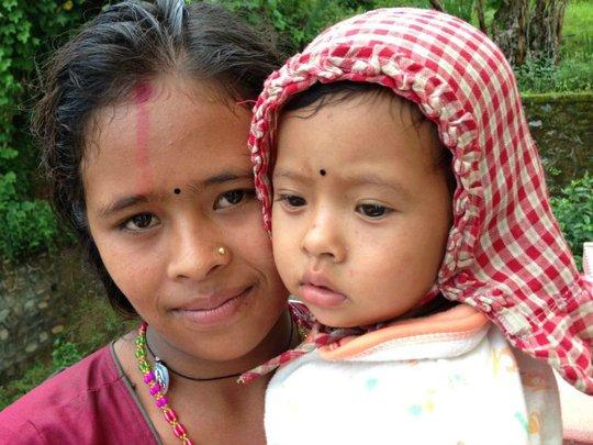 After screening: good news for Mandira and Gita