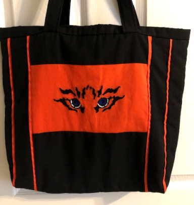 Grrrr - One of the new Tiger bags