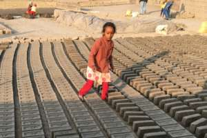 CONCERN's goal: to rescue children from bricks