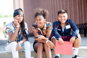 CRP students at College Within Reach
