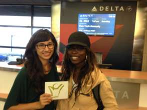 Soleil and Sequoia headed to Barnard College