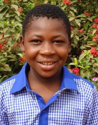 Alexis, a future math teacher in Burkina Faso