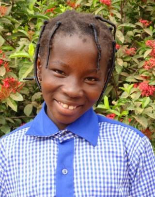Zalissa, age 13