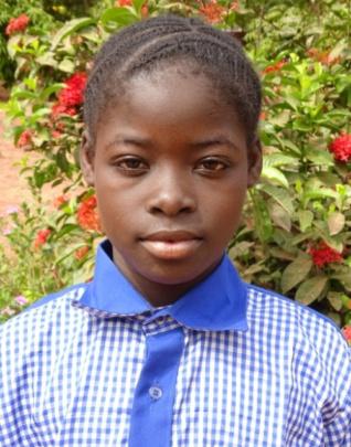 Bintou, age 16