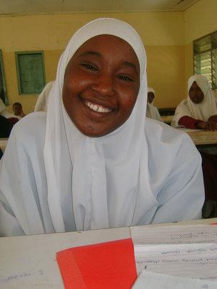 Send 100 Somali PastoralGirls to school in Garissa