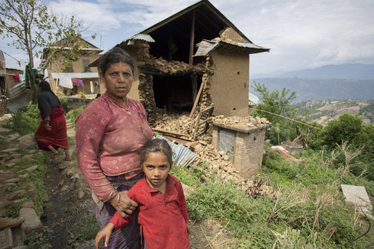 Emergency Packages for Earthquake Survivors