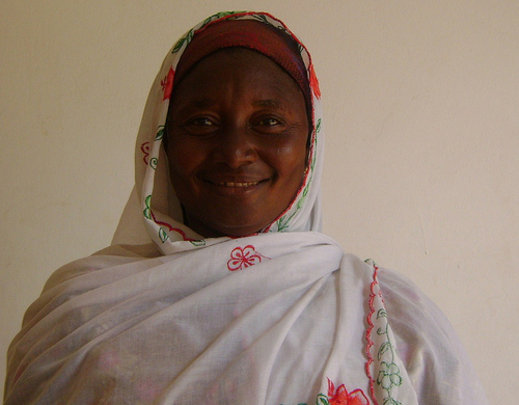Abibata, Member of a Camfed Mother Support Group