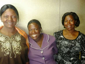 MSG members from Wedza District, Zimbabwe