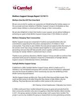 Seasonal MSG Report 12/19/11 (PDF)