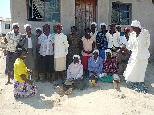 Gumbonzvanda Secondary School Mother Support Group