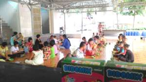 Children's meals  at Thanh Quang