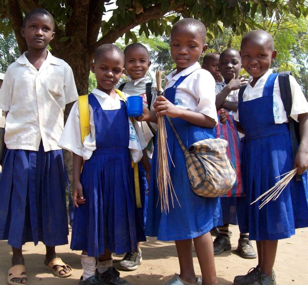 Tanzania School group