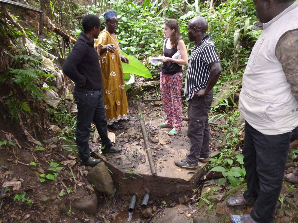 Protect 70,000 villagers from typhoid in Cameroon