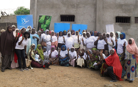 Empowering Women For Peace Nigeria