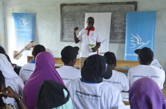 Abdiel, Generations For Peace Nigeria