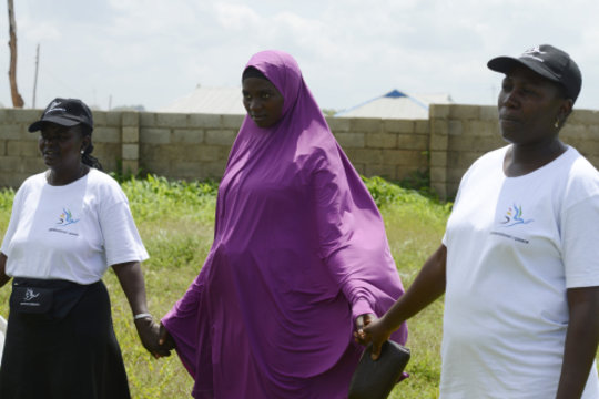 Empowering Women For Peace in Nigeria