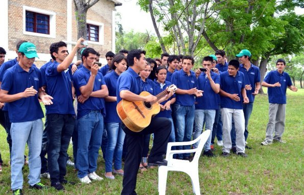 Self-Sustainable Education in Paraguay