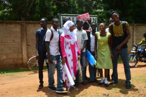 Staff and Beneficiary
