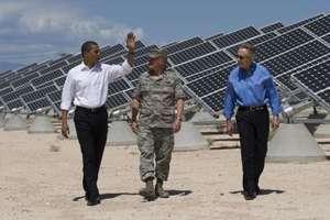 President Obama and Solar