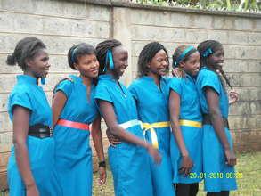 Mirielle's classmates