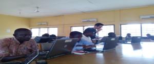 (Teachers from 20 schools in the  Volta)