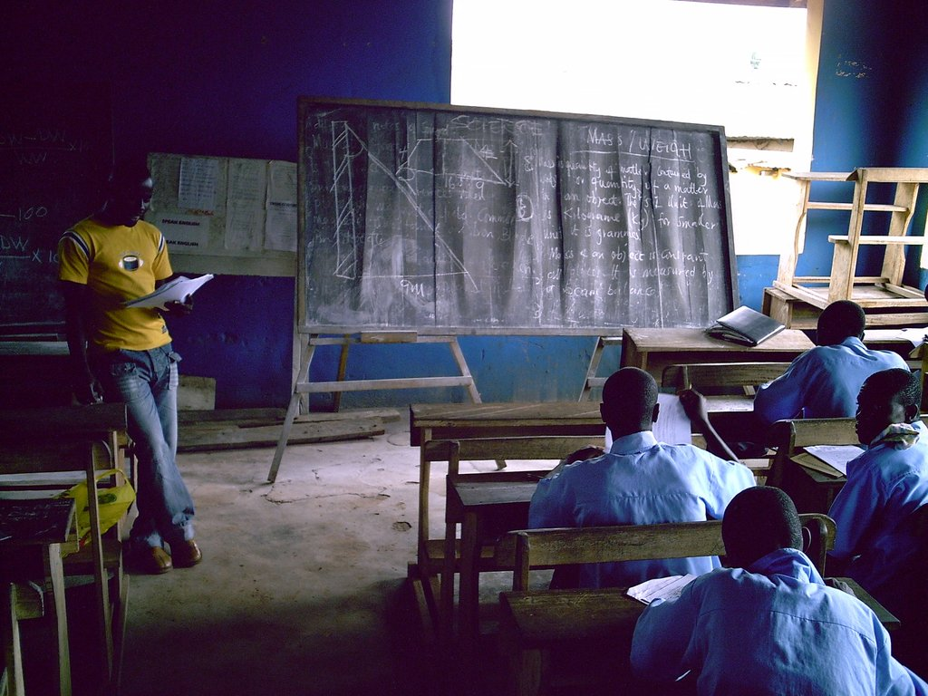 Employable Education for rural Ghanaian Students