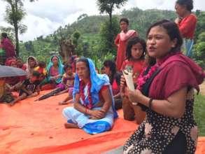 Beneficiary women 2