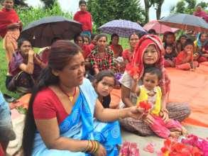 Beneficiary women 1