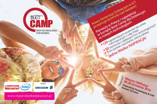 ICT BOOT CAMP FOR WOMAN
