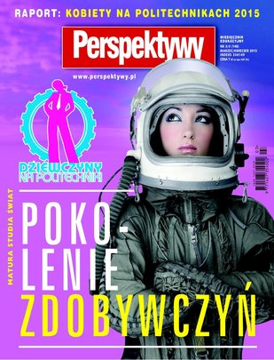 """Special edition of """"Perspektywy"""" magazine"""