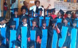 Pre-unit class graduation