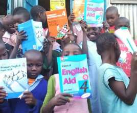 After school pupils received text books