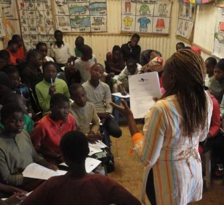The Amuka Program In Kibera